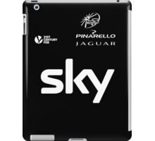 Team Sky Kit iPad Case/Skin