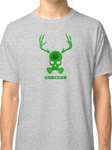 True Detective - Carcosa Gas Mask - Green Classic T-Shirt