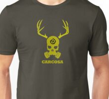 True Detective - Carcosa Gas Mask - Yellow Unisex T-Shirt
