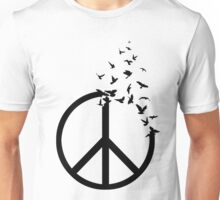 Birds of Peace Unisex T-Shirt