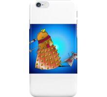 K9 vs Dalek iPhone Case/Skin