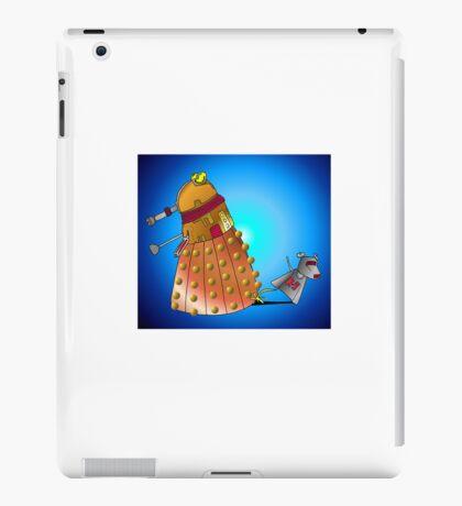 K9 vs Dalek iPad Case/Skin