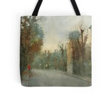 A little optimism in autumn evening Tote Bag