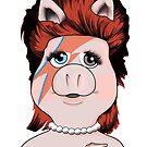 Piggy Stardust by goshelbygo