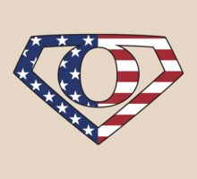 Super American O Logo by TheGraphicGuru