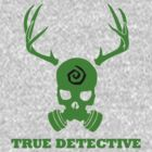 True Detective - Gas Mask - Green by Prophecyrob