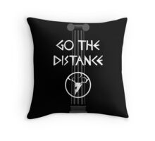 Hercules Go The Distance Throw Pillow