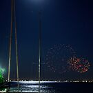 Festivity at Lake Garda in Italy.  by imagic