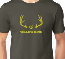 True Detective - Yellow King Antlers - Yellow Unisex T-Shirt
