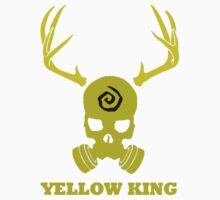 True Detective - Yellow King Gas Mask - Yellow by Prophecyrob