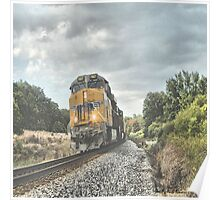Running the Rails Poster