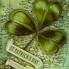 Shamrock for Ireland by Sarah Vernon