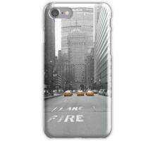 New York Taxis iPhone Case/Skin