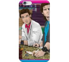 Carpenter Jack Burton & Snake Plissken iPhone Case/Skin