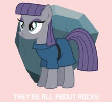 They're all about rocks - Maud Kids Clothes