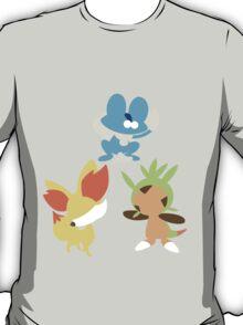 Kalos Starters [Minimalistic] T-Shirt