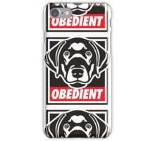 Good Dog iPhone Case/Skin