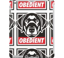 Good Dog iPad Case/Skin