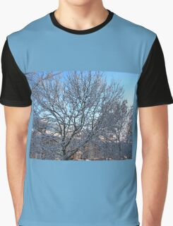 Winter Sunshine Graphic T-Shirt