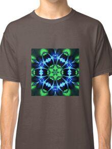 Blue Ring Rose Classic T-Shirt