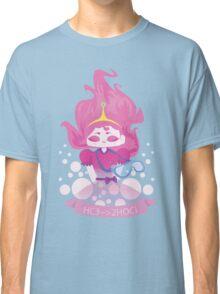 PB, Chemical formula for bubblegum Classic T-Shirt