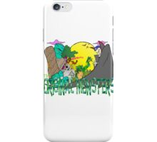 The Original Monsters iPhone Case/Skin