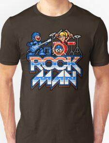 Rock, Man! Unisex T-Shirt