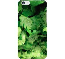 Cilantro iPhone Case/Skin