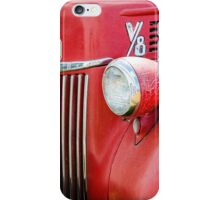 1944 Ford Pickup - Headlight iPhone Case/Skin