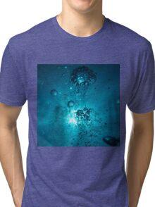 SUN-BUBBLES Tri-blend T-Shirt