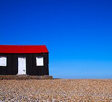 Little Red Roof by fernblacker