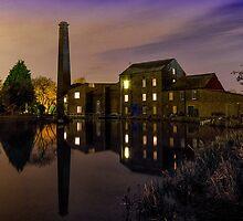 Tonge Mill by Ian Hufton