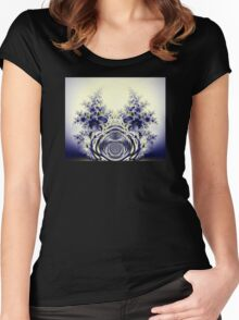 Spring Bouquet Women's Fitted Scoop T-Shirt