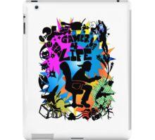 Gamer 4 Life iPad Case/Skin