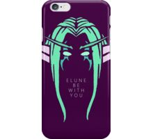 Elune Be With You iPhone Case/Skin