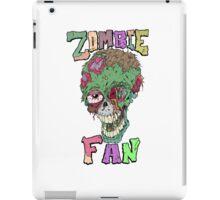 Zombie Fan iPad Case/Skin