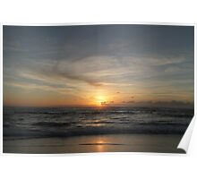 Just Before Sunset  Poster