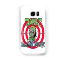 Zombie Shooting Range Samsung Galaxy Case/Skin