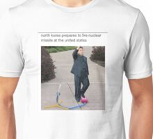 Kim nuclear T-shirt Unisex T-Shirt