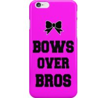 "Cheer ""Bows Over Bros"" Galaxy 4/4s Phone Case iPhone Case/Skin"