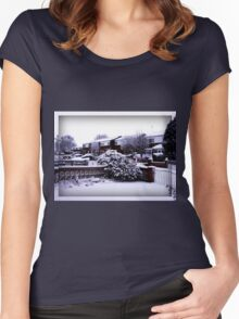 Virgin Snow Women's Fitted Scoop T-Shirt