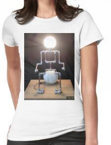 Lamp Boy - FredPereiraStudios_Page_11 Womens Fitted T-Shirt