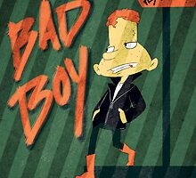 Bad-Boy  by Hannah Melto