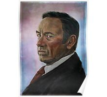 Frank Underwood - House of Cards Poster