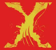 X-MUTANTS One Piece - Short Sleeve