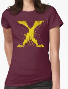 X-MUTANTS Womens Fitted T-Shirt