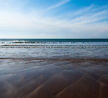 Gentle Waves by Anne Gilbert