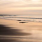 Croyde at Dusk by Anne Gilbert