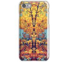 Autumn Totem Pole iPhone Case/Skin