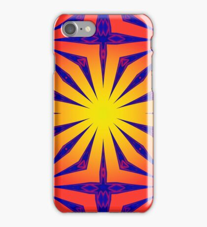Psychedelic Web iPhone Case/Skin